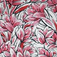 Pletivo, cvjetni, 19708-018, crvena