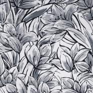 Pletivo, cvjetni, 19708-068, sivo-plava