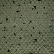 Pletivo, deblje, kare, 19717-027, zelena
