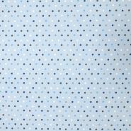 Deko, tisak, točke, 19736-49, plava