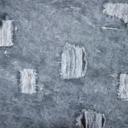 Umjetna koža Digital, jeans, 19388-529