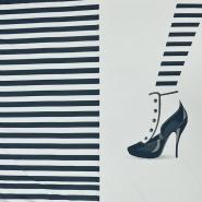 Jersey, pamuk, digital, modni, 19314-16, siva