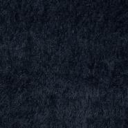 Wirkware, dicker, Pelz, 19813-008, dunkelblau