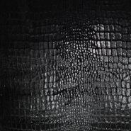 Krzno, umjetno, životinjski, 19814-069, crna
