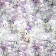 Jersey, bombaž, digital, cvetlični, 16276-333