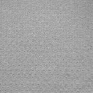 Prevešanka, pike, 19831-16, svetlo siva