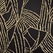 Pletivo, geometrijski, 19710-037, žuta