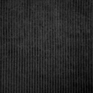 Samt, Baumwolle, 19917-001, schwarz