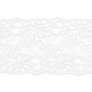 Spitze, elastisch, 150mm, 19976-31386, sahne