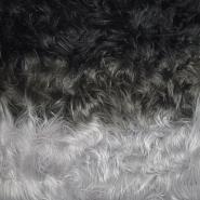 Krzno, umjetno, dugodlako, 19882-970, višebojno