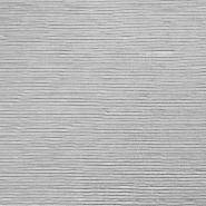 Saten, plise, 19885-960, siva