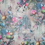 Krzno, umjetno, cvjetni, 19894-820