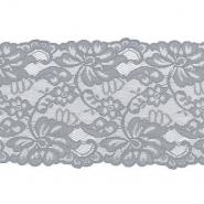 Spitze, elastisch, 150mm, 19976-31389, grau