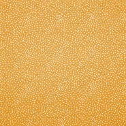 Triko materijal, točkice, 19940-006, žuta