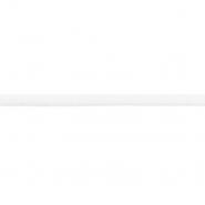 Vrvica, pletena, 10mm, 19974-31676, bela