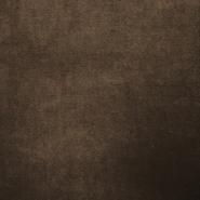 Pliš bombažen, 13348-055, rjava