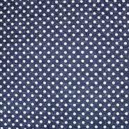 Pletivo, melanž, pike, 20001-008, modra