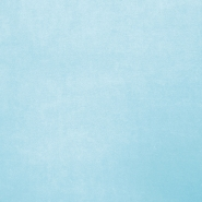 Pliš bombažen, 13348-003, svetlo modra