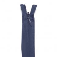 Zadrga, skrita, 35 cm, 20038-626, temno modra