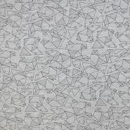 Prevešanka, kosmatena, živalski, 20047-3