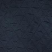 Prošiven materijal, karo, 20076-06, tamnoplava - Svijet metraže