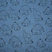 Wirkware, beidseitig, für Kinder, 20082-007, blau