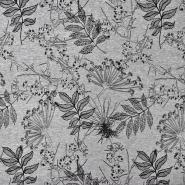 Wirkware, beidseitig, Natur,  20082-165, grau