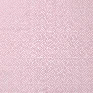 Baumwolle, Popeline, Pünktchen, 20088-011, rosa