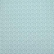 Pamuk, popelin, geometrijski, 20093-021, mint