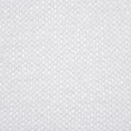 Pletivo, prosojno, 20114-6, bela