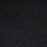 Volna za plašče, kašmir, 20115-1, črna