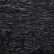 Krzno, umjetno, kratkodlako, 20134-70, crna