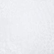 Jacquard, beidseitig, tierisch, 20135-49, weiß