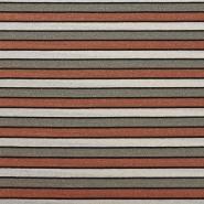 Wirkware, Streifen, 20143-16, beige-braun