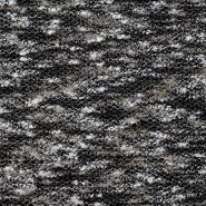 Wirkware, Bouclé, Wolle, 20149-15, braun