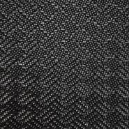 Umjetna koža Charlize, 20172-2, crna