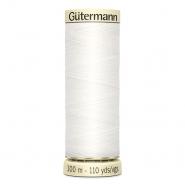 Sukanec, Gütermann klasični, 788988-0800, bela