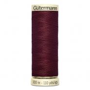 Sukanec, Gütermann klasični, 788988-0369, bordo rdeča