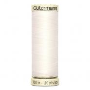 Sukanec, Gütermann klasični, 788988-0111, bela