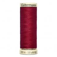 Sukanec, Gütermann klasični, 788988-0384, bordo rdeča