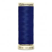 Sukanec, Gütermann klasični, 788988-0232, modra