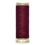 Sukanec, Gütermann klasični, 788988-0368, temno rdeča