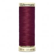 Sukanec, Gütermann klasični, 788988-0375, temno rdeča