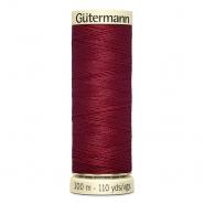Sukanec, Gütermann klasični, 788988-0226, temno rdeča