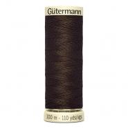 Sukanec, Gütermann klasični, 788988-0406, temno rjava