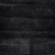 Kunstpelz, kurzhaar, 20134-99, schwarz
