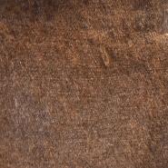 Krzno, umjetno, kratkodlako, 20134-100, smeđa