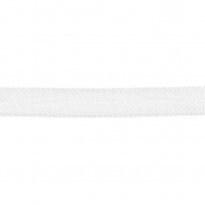 Band, Gurt, 30 mm, 20037-001, weiß