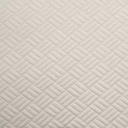 Wirkware, dicker, geometrisch, 19215-3, beige