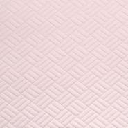 Pletivo, deblje, geometrijski, 19215-13, ružičasta - Svijet metraže